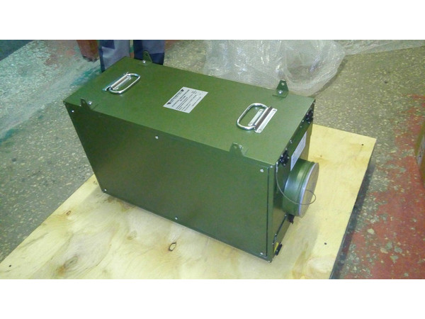 Electric Heater EO-2.4 kW